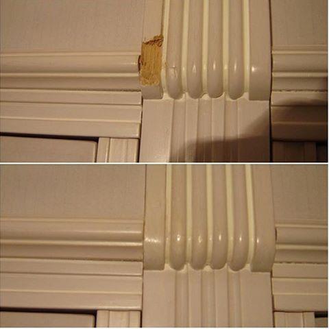 Реставрация стенки