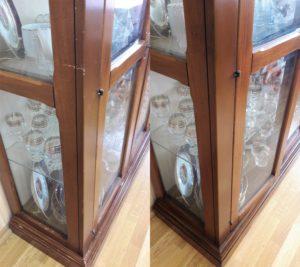Реставрация витрины