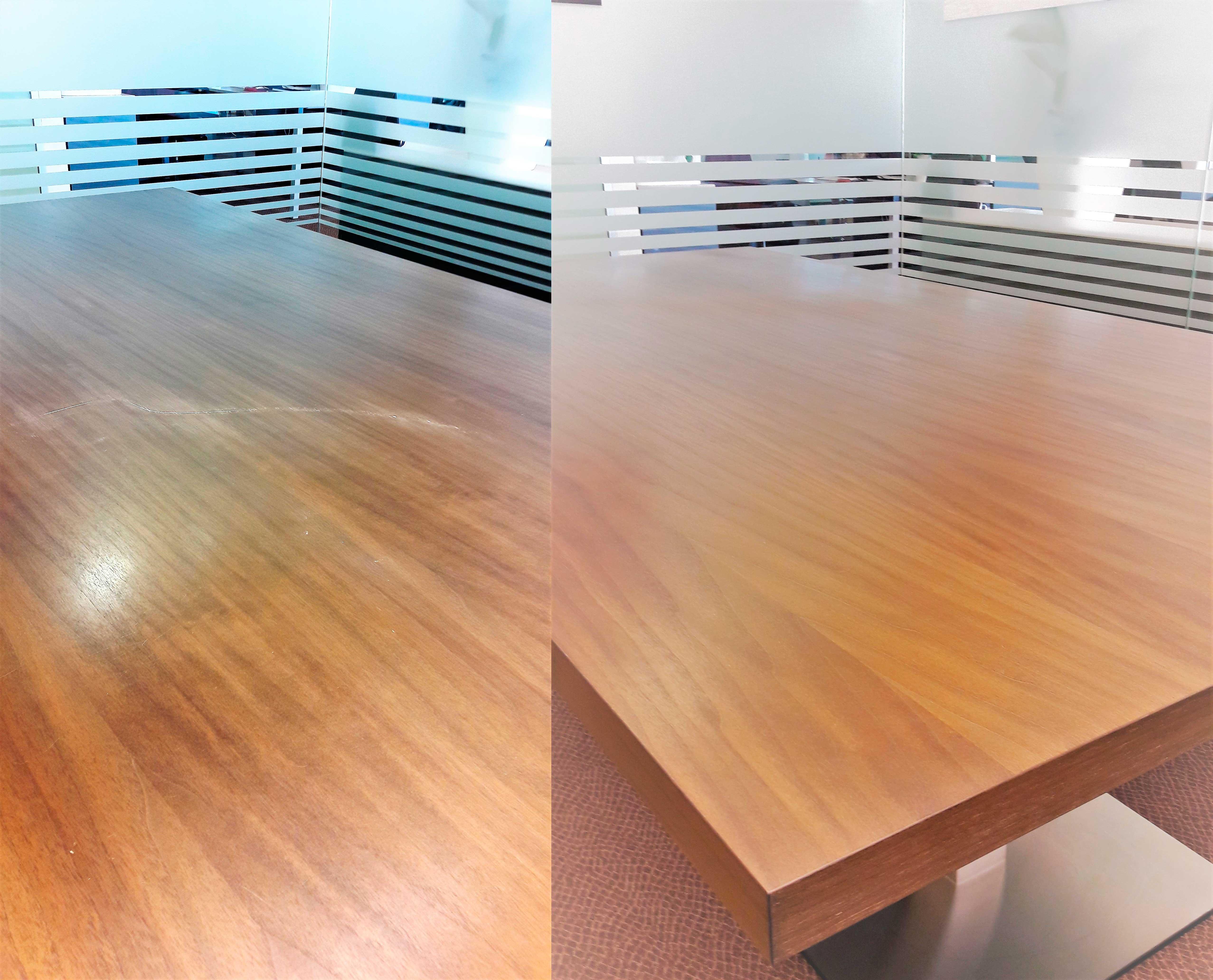 Реставрация стола