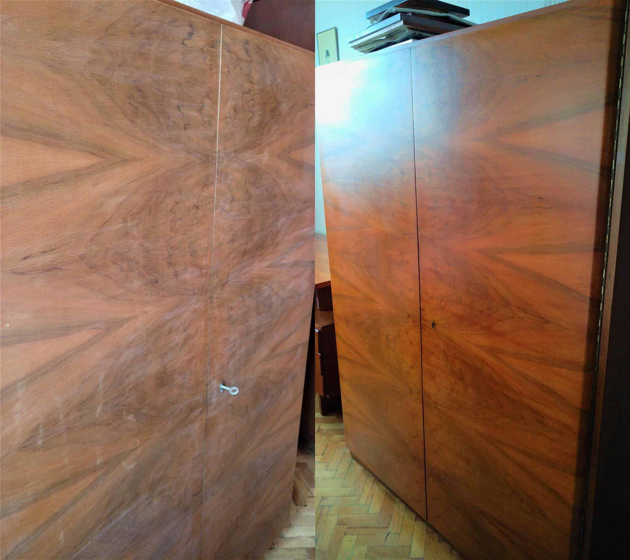 Обновление шкафа