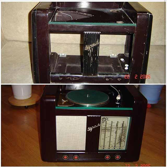 Реставрация радиоприемника
